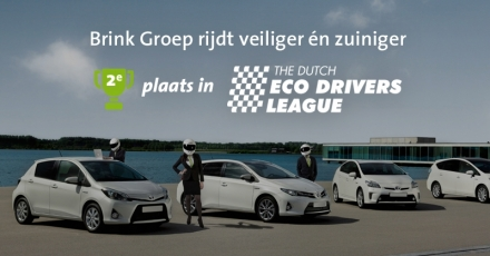Topranking in tweede editie The Dutch Eco Drivers League