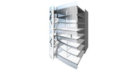 Toren vol schone technologie