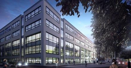 Transformatie financiële kantoorgebouwen
