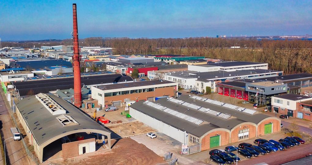 Monumentaal pand De Tinfabriek krijgt refresh