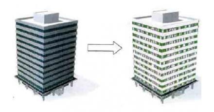 Leegstaande kantoren Amsterdam worden wooneenheden