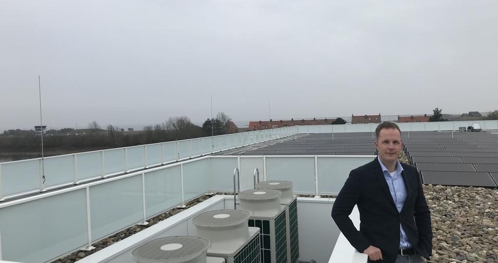 Trots op Afsluitdijk Wadden Center
