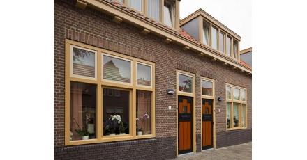 Tuinstadwijk Leiden ondergaat groot onderhoud