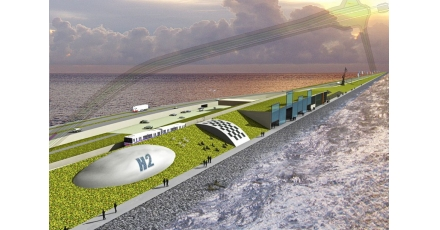 Twee winnaars prijsvraag  World Sustainability Centre