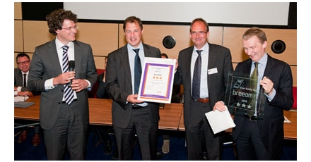 Tweede BREEAM-NL oplevercertificaat voor WDP