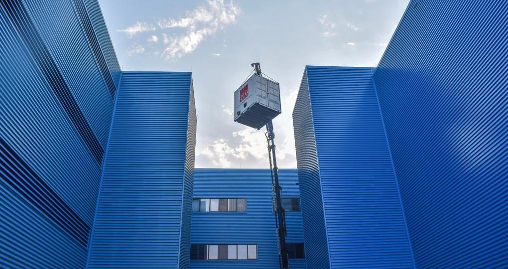 Uitbreiding datacenter in Eindhoven met slimme koeling