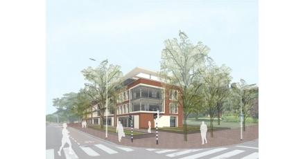 Uitbreiding en renovatie stadskantoor Leidschendam
