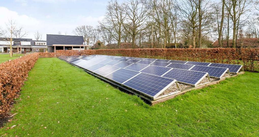 Uiterst duurzaam huis met verrassende innovaties