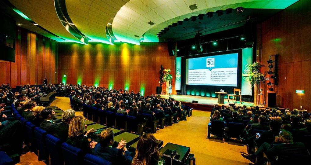 Uitreiking ABN AMRO Duurzame 50 op Building Holland Digital