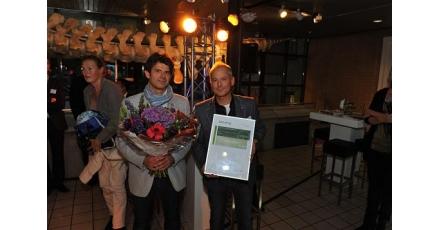 Uitreiking BREEAM-NL certificaten tijdens slotfeest