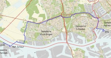 Uitstoot CO2 regio Rotterdam vermindert met 95.000 ton