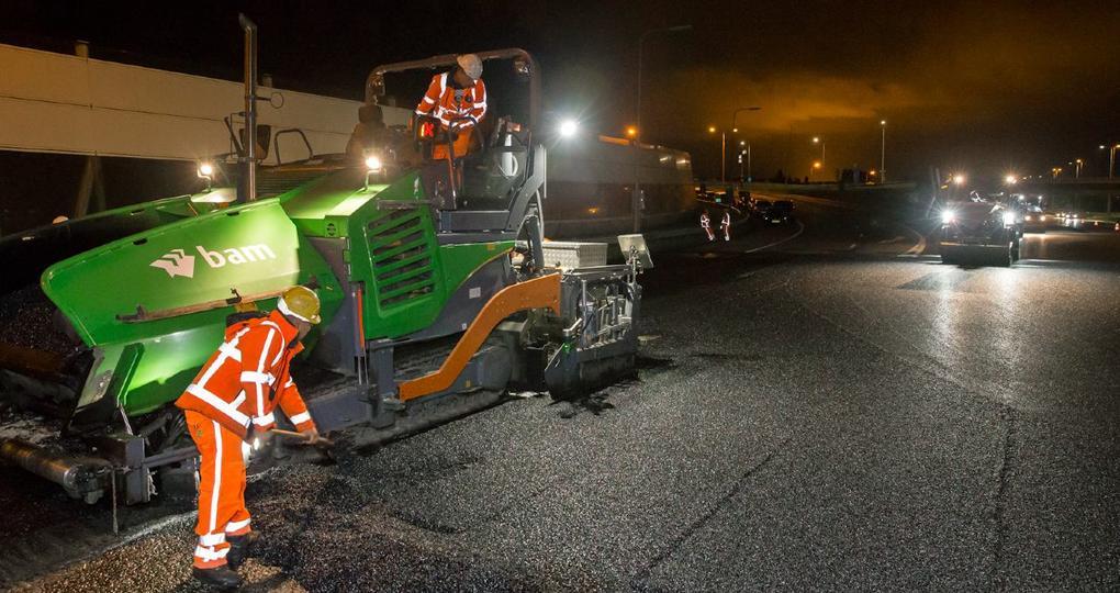Ultiem duurzaam asfalt stapje dichterbij