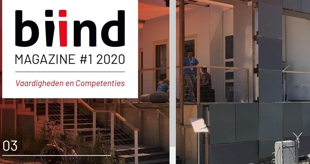 Vaardigheden en competenties centraal in nieuwe Biind-magazine