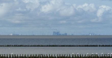 Geen aardgas maar waterstof in energiecentrale