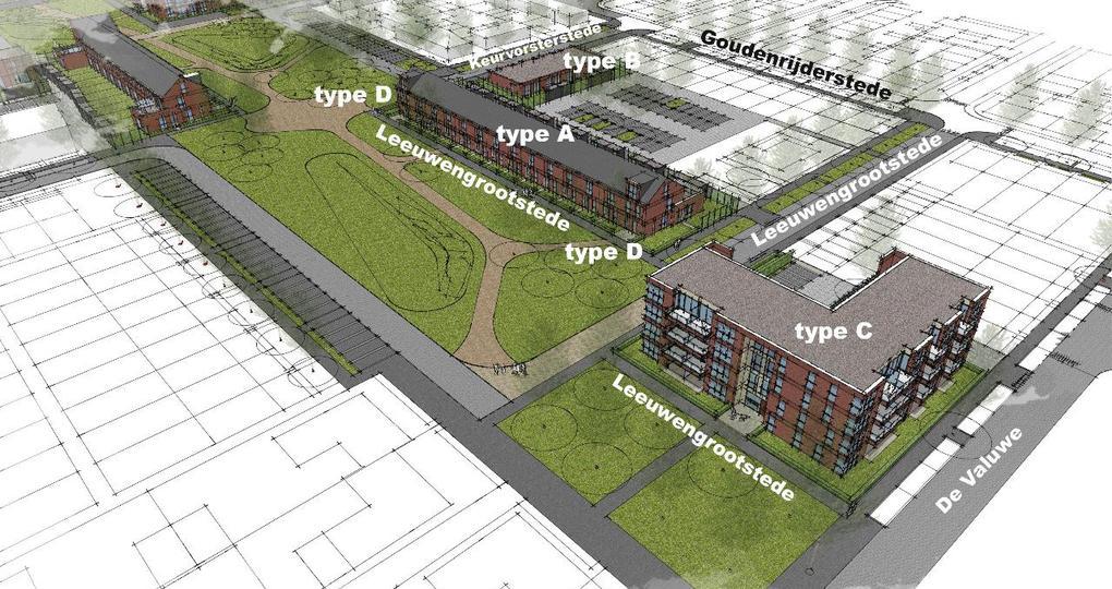 Van probleemwijk naar duurzame, groene wijk