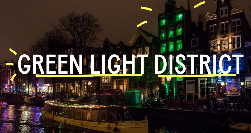 Van 'Red Light District' naar toekomstbestendig 'Green Light District'