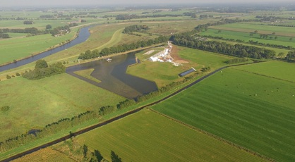 Vechterweerd past perfect in Sallands landschap