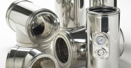 Veelzijdige RVS-systemen leveren hoge kwaliteit