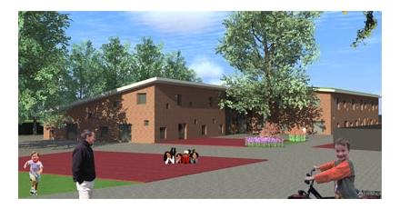 Veldhuizerschool in Ede, Jorissen Somonetti architecten