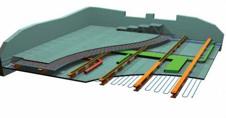 Verdiepingsvloersysteem van Slimline behaalt milieuklasse 2A
