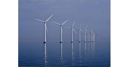 Verdubbeling beschikbaar windvermogen sinds 2010