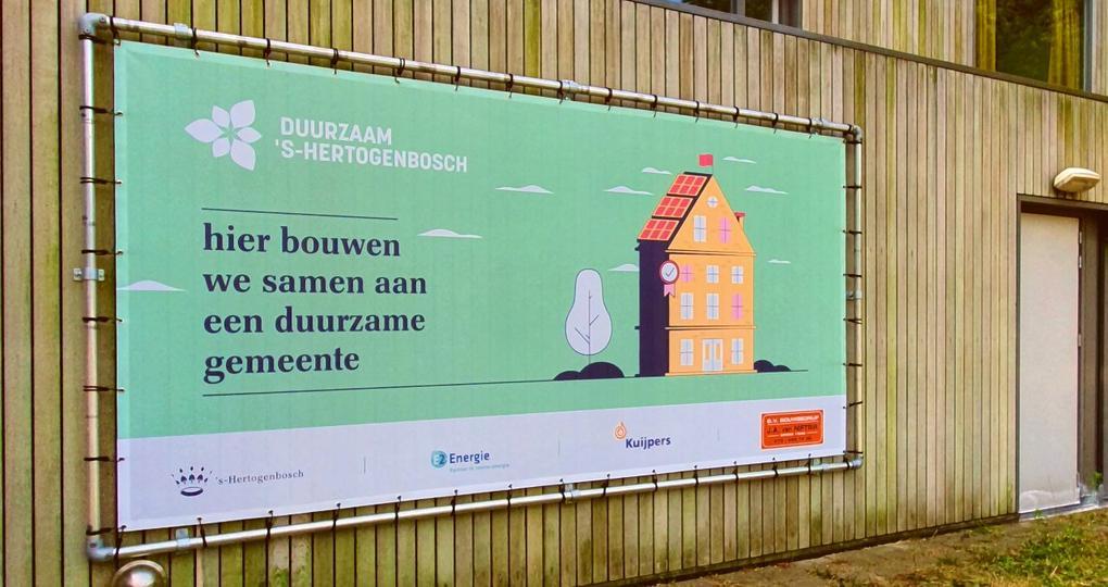 Verduurzamen van gemeentelijk vastgoed in 's-Hertogenbosch: 'Gewoon beginnen!'