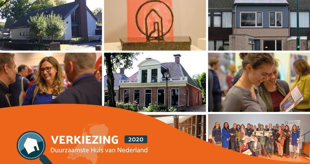 Verkiezing Duurzaamste Huis van Nederland