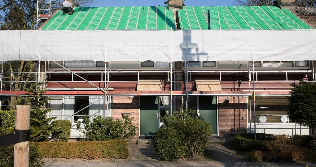 Vernieuwde renovatieproducten voor het dak