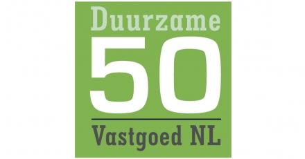 Vijftig beslissers geselecteerd voor Duurzame 50 Vastgoed NL