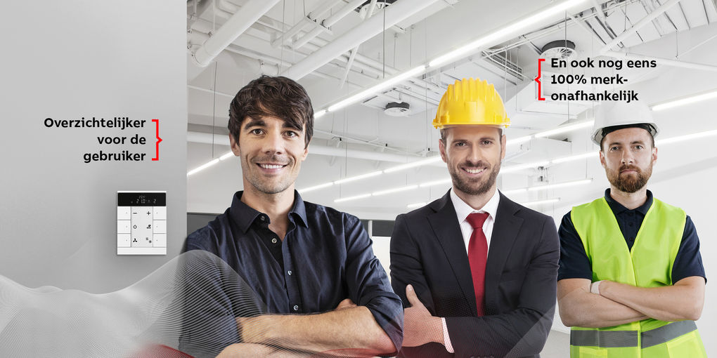 Advertorial: Volg op 29 september gratis het Webinar ABB Cylon® HVAC Smart Building Solutions