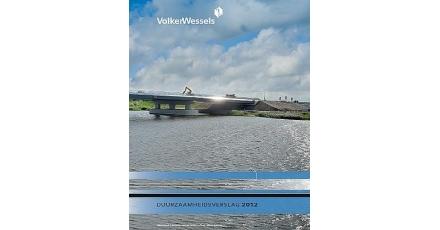 VolkerWessels publiceert Duurzaamheidsverslag 2012