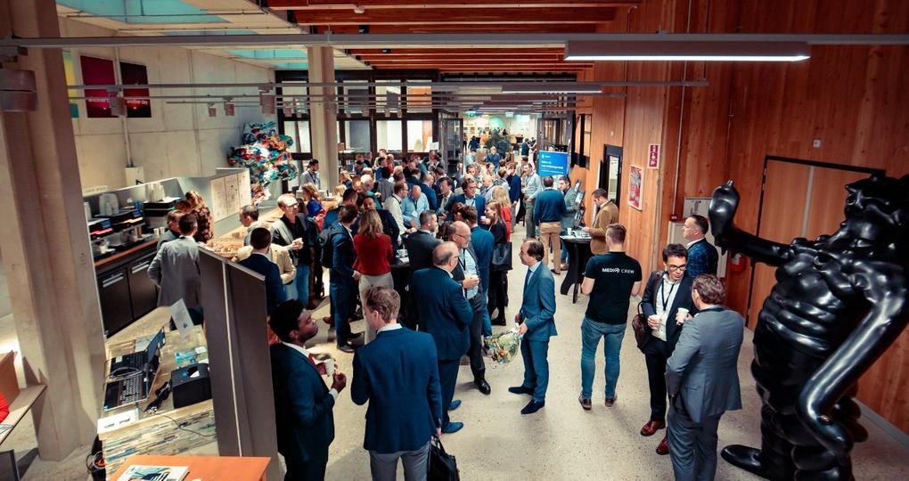 Volop gamechangers voor bouw en infra tijdens gevarieerd congres in CIRCL