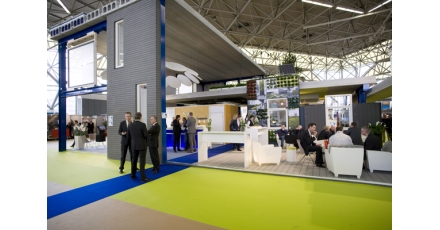 Volop inspiratie en innovatie op Building Holland 2012