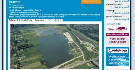 'Voor nieuwbouw geen wettelijke gasaansluiting'