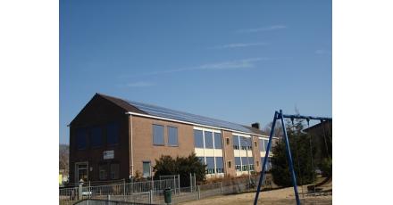 'Voorbeeldproject voor Nederlandse scholen'