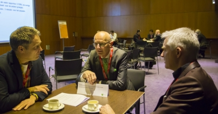 Waardevolle conclusies tijdens stakeholdersbijeenkomst