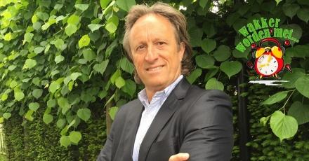Wakker worden met… Peter Delsing