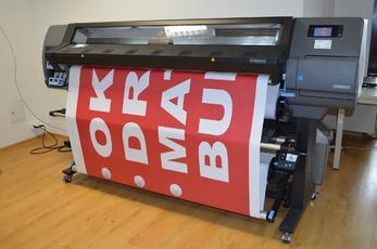 Wereldprimeur Nederlandse drukkerij