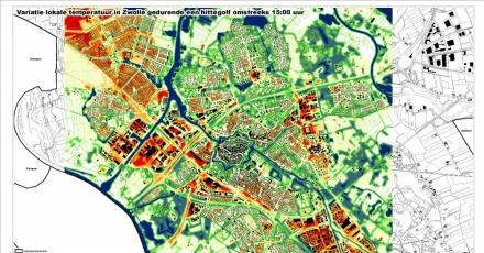 Werken aan beheersbaar stadsklimaat