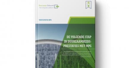 Whitepaper: 'De volgende stap in duurzaamheidsprestaties met MPG'