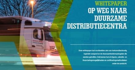 Whitepaper toont de weg naar duurzame distributiecentra