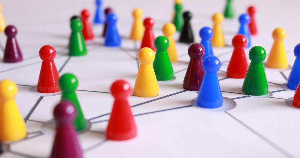 Wie zijn de mensen in de organisatie die de vernieuwing brengen?