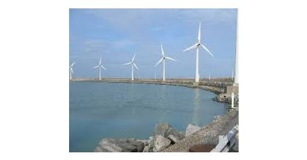 Windmolenparken op 11 gebieden
