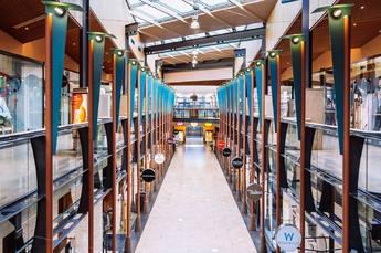 Winkelcentrum bespaart 50% op energieverbruik
