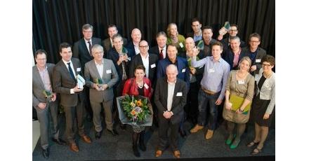 Winnaars van Nederlandse Duurzaam Bouwen Awards bekend