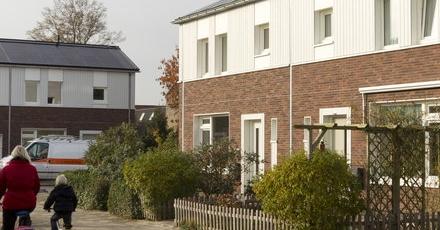 Heerenveense woningen in recordtempo energieneutraal