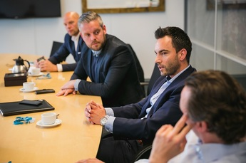 Round Table: Nul op de Meter