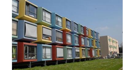 Zeecontainer geeft eigen huis gevoel blog duurzaam gebouwd - Huis in containers ...