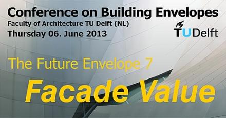 Zevende editie Future Envelope bij TU Delft