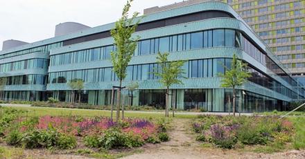 Ziekenhuis als gecertificeerd voorbeeld van gezond(makend) gebouw